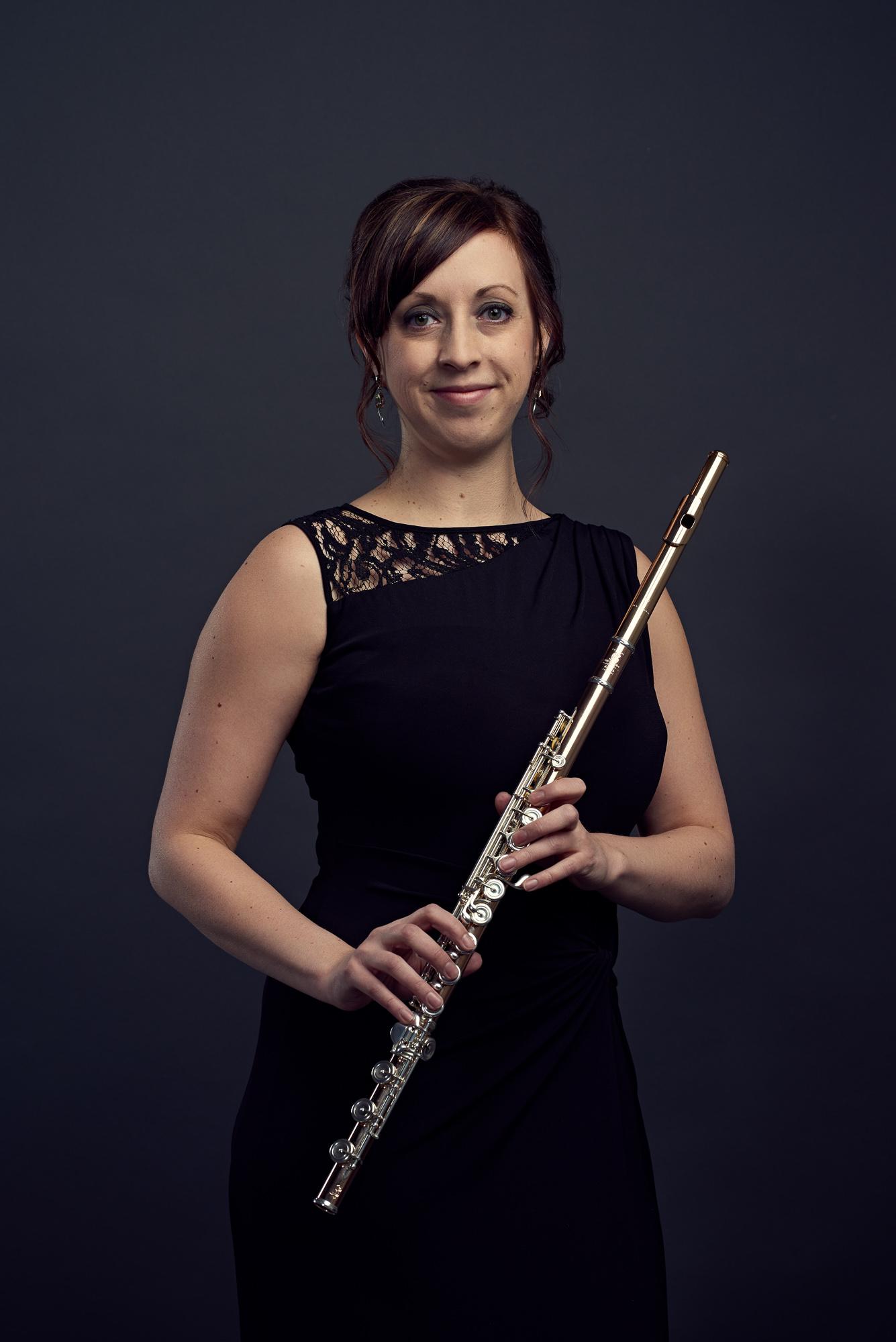 Sarah Gieck MacDonald Flute