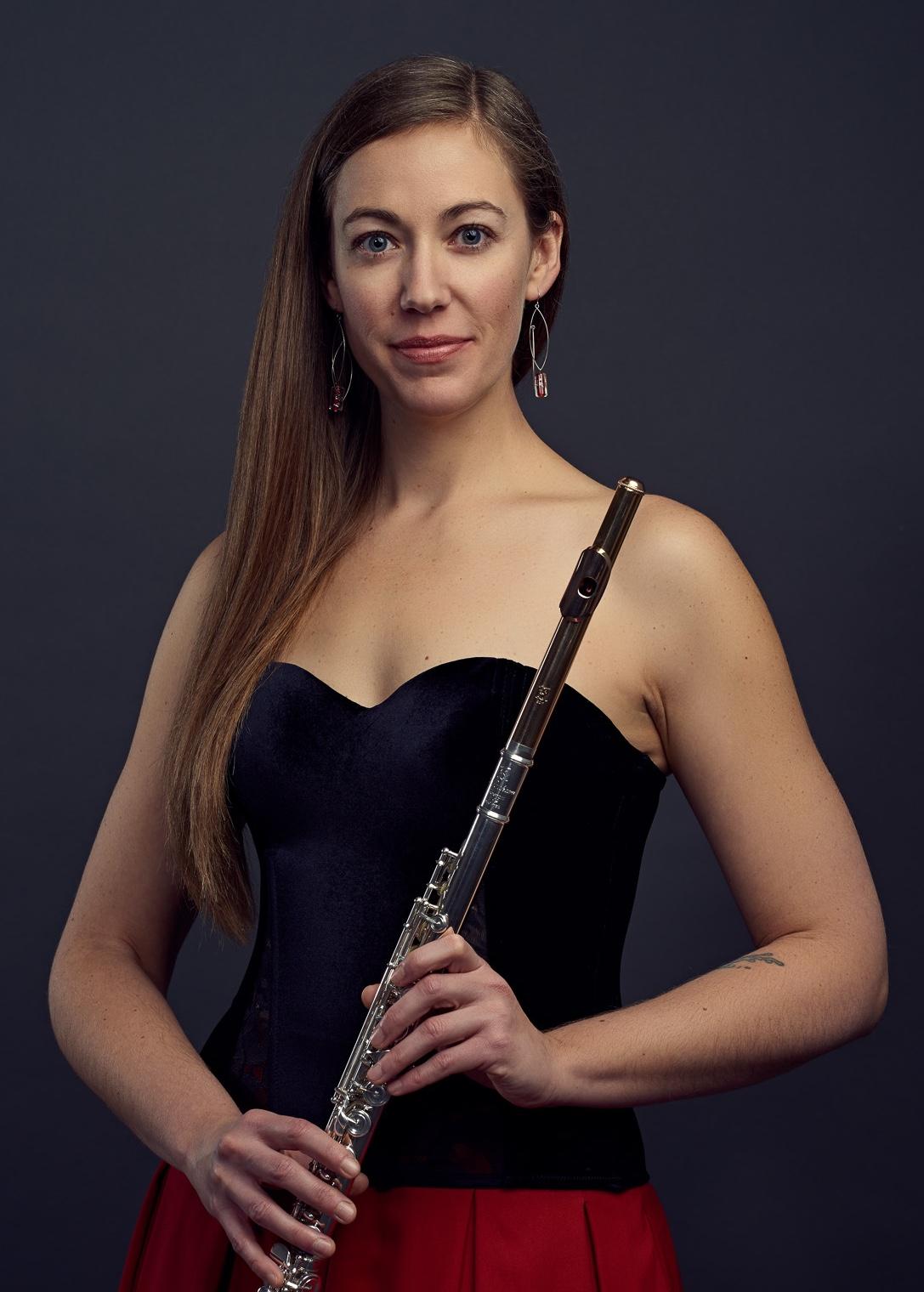 Sara Hahn-Scinocco Flute